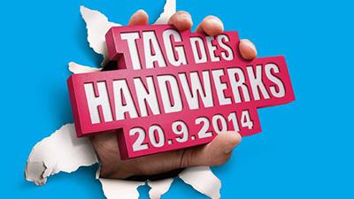 Tag des Handwerks 2014