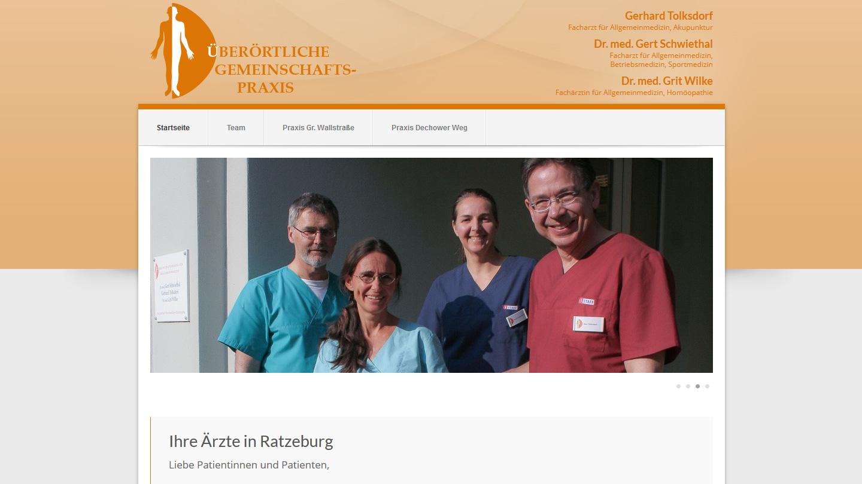 Ärzte Ratzeburg - Startseite