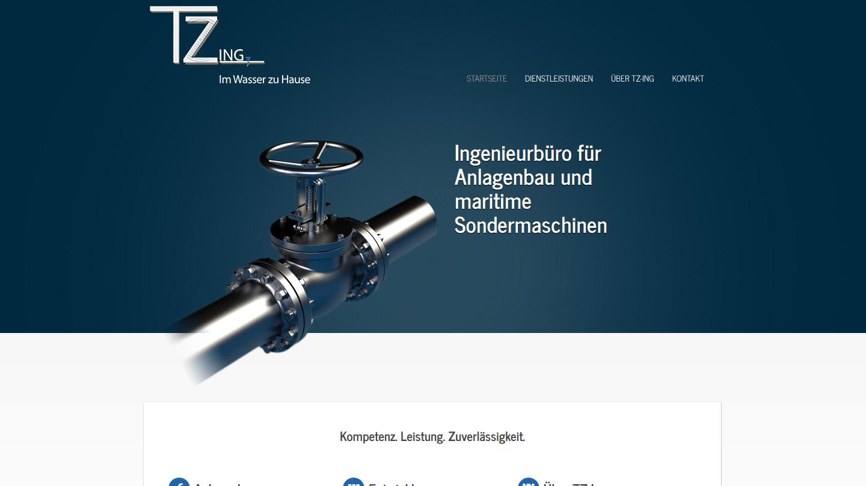 TZ-Ing - Startseite